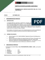 MEMORIA DESCRIPTIVA DE INSTALACIONES SANITARIAS.pdf
