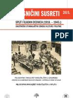Desnicini Susreti 2015 Programska Knjizica
