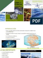 Conferencia Conacyt 2018 CALENTAMIENTO GLOBAL Y DESASTRES NATURLES MCJavier Soto