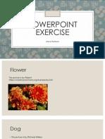 aromeropowerpointexercise1