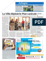 La Ville déploie le Plan canicule (20/07/18)