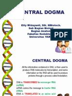Presentasi BMS1 Dogma Sentral