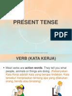 Present Tense Easy Explanation