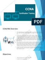 CCNA R&S​ Online Training