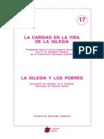 17. DOCUMENTOS SOBRE PASTORAL DE LA CARIDAD.PDF