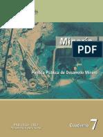La Minería de Hecho en Colombia