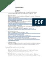 LLM IP Reading List