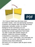 COMUNICAR DOS COMPUTADORAS CON CABLE RJ-45 (ETHERNET) Y TRANSFERIR ARCHIVOS ENTRE AMBAS. (PDF) (126 KB)