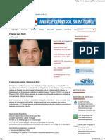 Faleceu Luís Roriz - Lista de Livros Publicados Por Ele