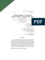 Finol - Antroposemiótica y Corpósfera