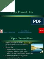 Open Channel Hydraulic_english