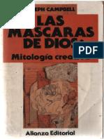 Campbell Joseph - Las máscaras de Dios IV Mitología creativa.pdf