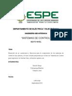 Ejercicios Unidad i Sistemas de Control Capitulo i