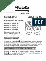 Nemesis Silverseries Userguide Ss-106