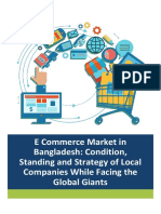 Term Paper on E-commerce in Bangladesh