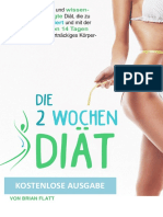 Die 2 Wochen Diät Buch PDF   Brian Flatt
