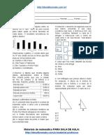 Simulado_atividade 26 de Matemática Para 6º Ano
