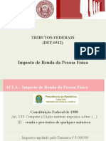Aula 08 - Irpf