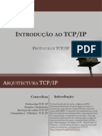 Arquitectura TCP IP