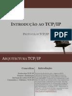Arquitectura TCP IP