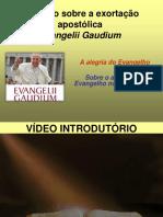 Reflexao Exortacao Apostolica Evangelii Gaudium (2)