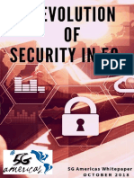 5G Americas 5G Security White Paper Final