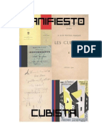 Apollinaire Guillaume - Manifiesto Cubista