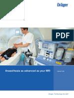 Brochure Fabius MRI