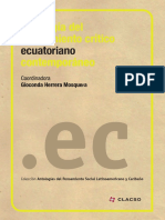 CLACSO Ant Ecuador
