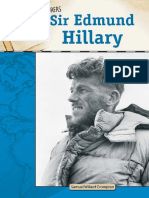 Samuel Willard Crompton-Sir Edmund Hillary (Great Explorers) (2009)
