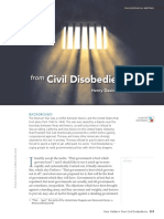 civil disobedience 223-224
