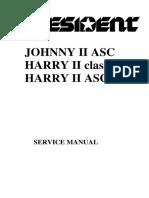 President Jhonny II Asc Harry II Classic