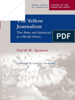 the Yellow Journalism