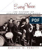 Every Voice the History of African-American music