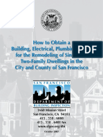 How To Obtain Permit SF