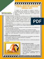 300818 Reporte Diario de SSO