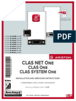 ARISTON 861_Clas ONE - Installation Manual - Copy