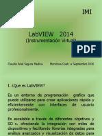LabVIEW 2014 Intro