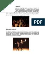 Antropología teatral