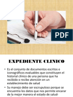 DIAPOSITIVAS EN PROCESO EXPEDIENTE CLINICO.pptx