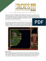 Heroes III Tutorial.pdf