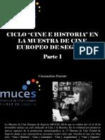 Constantino Parente - Ciclo Cine e historia€ en la muestra de cine europeo de Segovia, Parte I