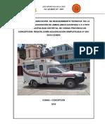 Ambulancia Tipo Comas