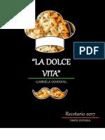 La Dolce Vita Español - Gabriel Sandoval