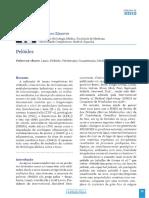 Pelóides. Francisco Maraver. Palavras Chave_ Lama; Pedóide; Peloterapia; Fangoterapia; Medicina Termal - PDF