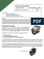 Ficha de Avance Semanal Motores IV