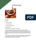 Mermelada de fresa casera.docx