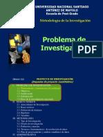 1. La Investigacion