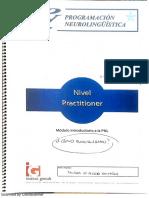 Modulo Introductorio a La PNL (1)