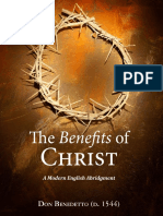 The Benefits of Christ 1543
